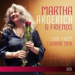 Martha Argerich & Friends // Live from Lugano Festival 2016