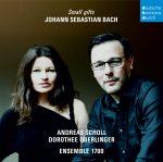 Dorothee Oberlinger & Andreas Scholl // Bach: Small Gifts