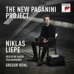 Niklas Liepe & Deutsche Radio Philharmonie // The New Paganini Project