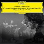 Evgeny Kissin & Emerson String Quartett // The New York Concert
